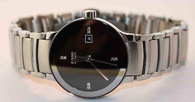 Ladies Automatic Diamond Watch - RADO CENTRIX LADIES AUTOMATIC DIAMOND WATCH
