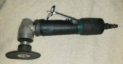 Dynabrade 48532 .4 Hp Right Angle Die Grinder 20000 Rpm