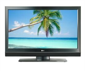 "LG 32"" LCD Full HD 1080p Flat TV, Built-in Digital Freeview, 2x HDMI, Dolby Digital Sound"