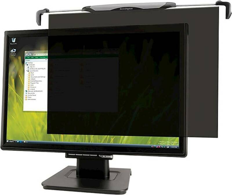 "Kensington - Snap2 Privacy Screen Protector for 22"" - 24"" Widescreen Monitors..."