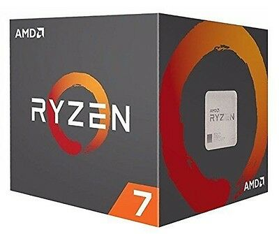 AMD Ryzen 7 1700X 8-Core 3.4 GHz (3.8GHz Turbo) AM4 95W YD170XBCAEWOF Processor