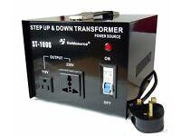 1000 Watt Step Down/Up Voltage Converter x6