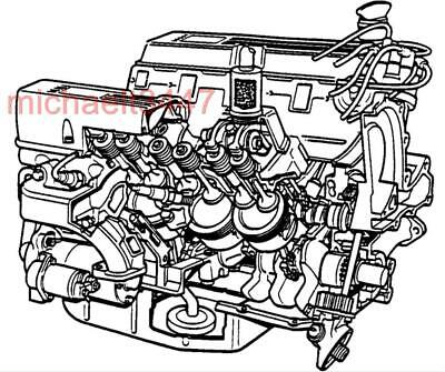 Land Rover V8 Engine Overhaul Workshop manual (3.5, 3.9, 4.0, 4.2 & 4.6 Litre)