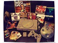 Super Retro Bros January Nostalgia Bundle Playstation PS1