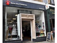Marchmont Save the Children Shop - Come and Join Our Team!