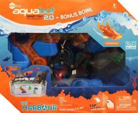 Hexbug Aquabot 2.0 The Harbour Aquarium