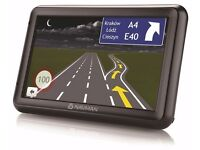 "NavMan EZY Wide+ Sat Nav 5"" display - Excellent Condition with Box"