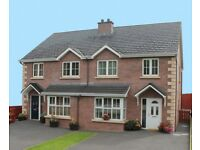Beautiful 3 bed semi-detached House, Keady, available for rent