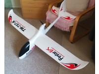 hobbyking epp reactor and firstar glider