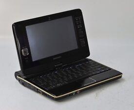"7"" NETBOOK TOUCHSCREEN XP PRO INTEL CPU - 1GB RAM - 120GB HDD - WIRELESS"