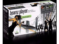 Beamz Player MIDI Lazer Laser Controller DJ Mixer Equipment Deck