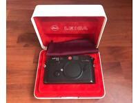 Leica m6 rangefinder 35mm camera analogue