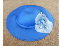 A Fabulous Selection of High Quality Vintage / Retro Wedding Hats £1 each All made in England