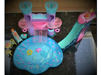 Polly Pocket Swimming Pool