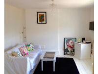 VERY LARGE 1/2...! bed garden flat west hamstead .I want 2 bed !NOT 4 RENT. FLATSWAP ONLY