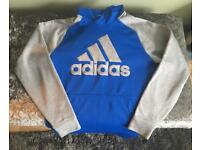 Adidas Climawarm Hoodie - Size Mens UK S