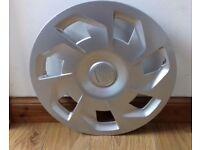 Wheel plastic 4 x trim new trims never used (seat skoda vw audi corsa astra)