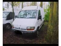 Renault master lwb 2.5