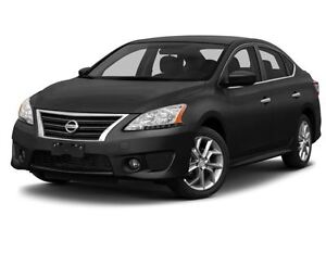 2014 Nissan Sentra 1.8 SL Tech, Navigation, Leather, Bluetooth,