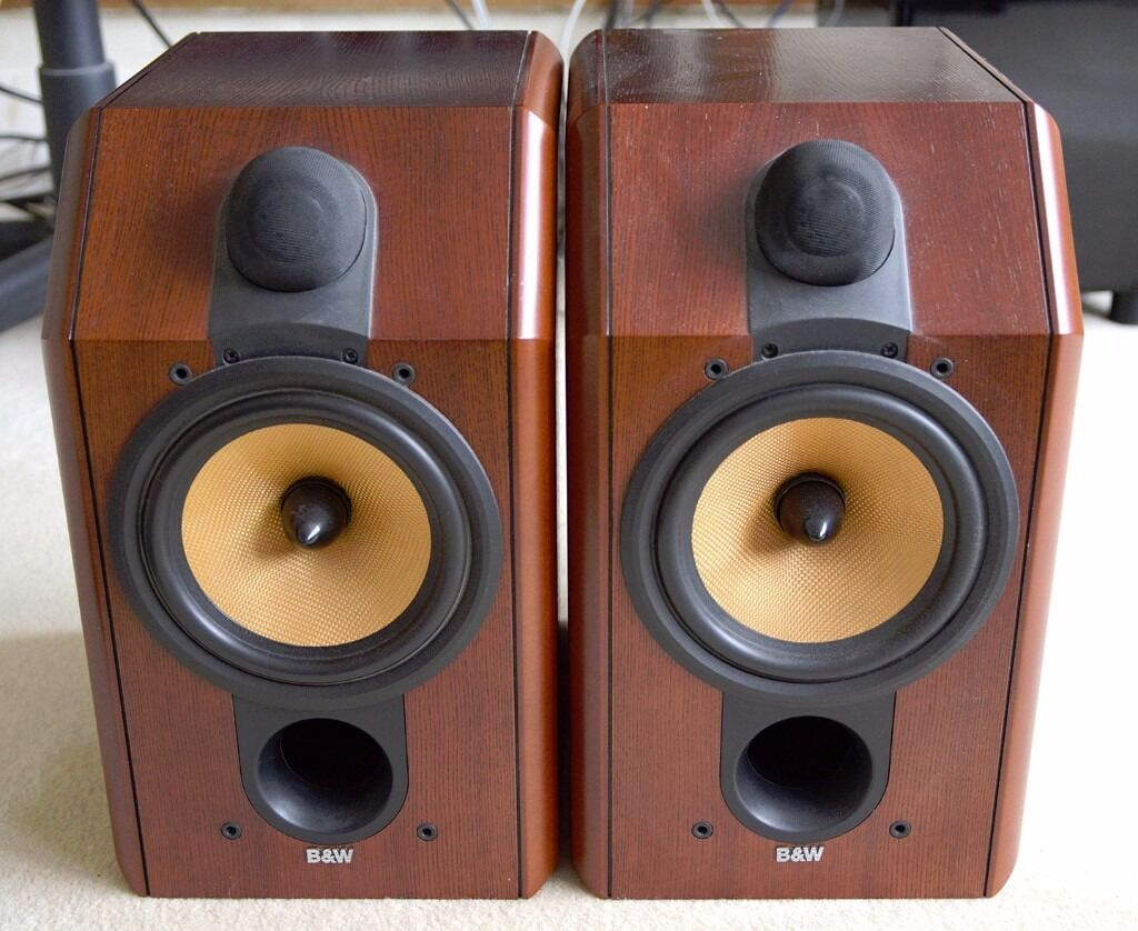 BampW CDM 1 SPECIAL EDITIONs Speakers CDM1SE Finished In