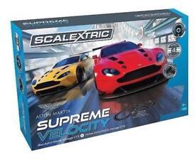 Scalextric Supreme Velocity racing set - New
