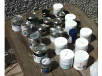 Paint samples free for uplift