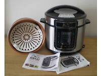 Kings Pro Electric pressure cooker