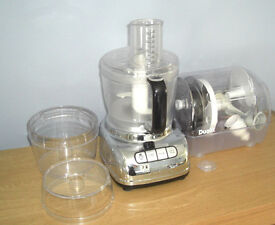 Dualit XL1500 Multi Function Food Processor / BlenderPolished Chrome