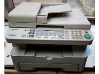 Pansonic Printer scanner coppier