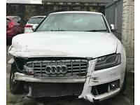Audi s5 4.2 v8 damaged