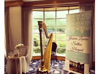 Harpist for your wedding/event