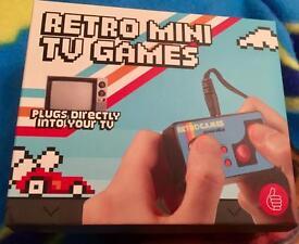 Mini Retro game-Bramd new