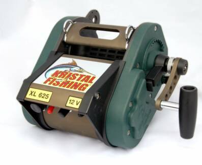 Kristal XL625M Electric Fishing Reel - 1 only Acton Park Clarence Area Preview