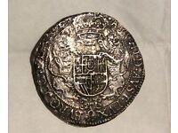 Ducaton Charles II *RARE COIN*