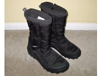 Quechua Snow Boots Novadry Size 3 - Like New