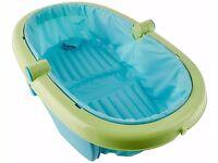 Summer Infant Folding Bath Tub - USED