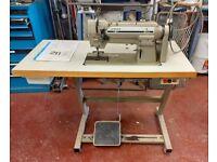 Singer 211U166A Lockstitch Walking Foot Needle Feed Industrial Sewing Machine