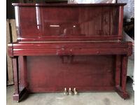 Kawai upright acoustic piano - equivalent of Yamaha U3