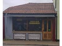 Takeaway cafe business for sale sutton in ashfield