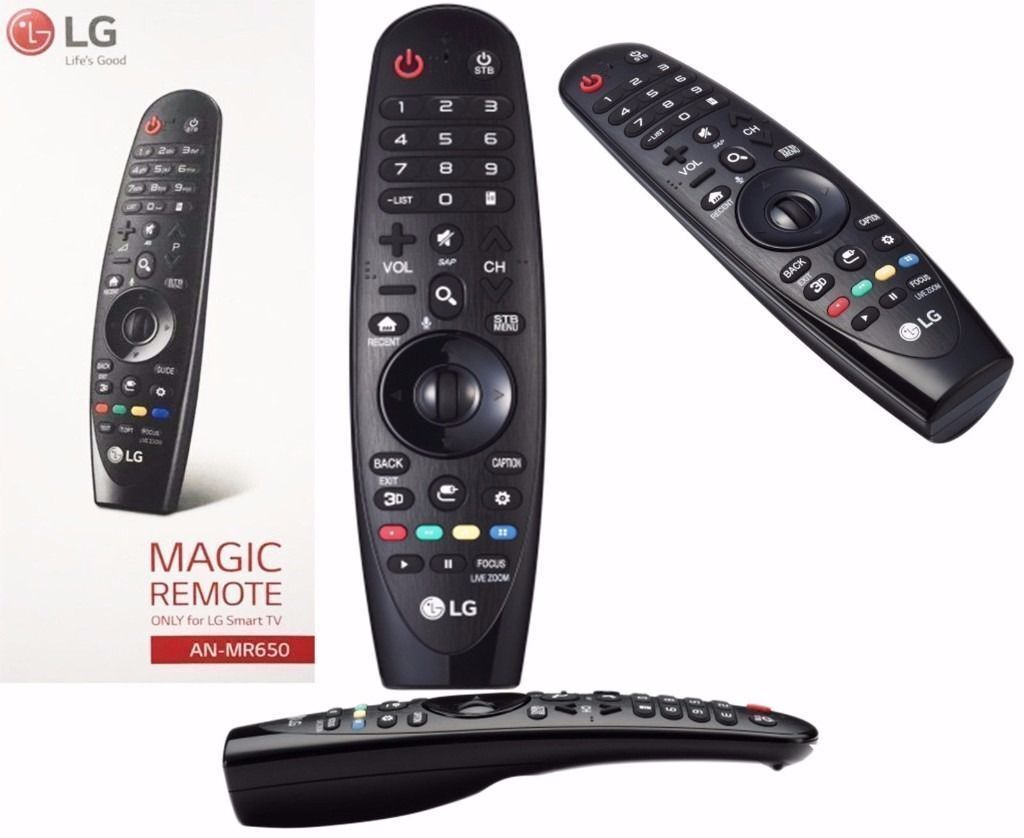 LG Magic Remote Control with Voice Matefor Select 2016 Smart TVsin Salford, ManchesterGumtree - LG Magic Remote Control with Voice Mate™ for Select 2016 Smart TVs In Excellent Condition.Can Be Used For LG 49UH603V and Other Select 2016 LG Smart TVs. For Quick Sale 30 Pound