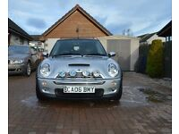 Mini cooper S convertible **LOW MILEAGE,HIGH SPEC**