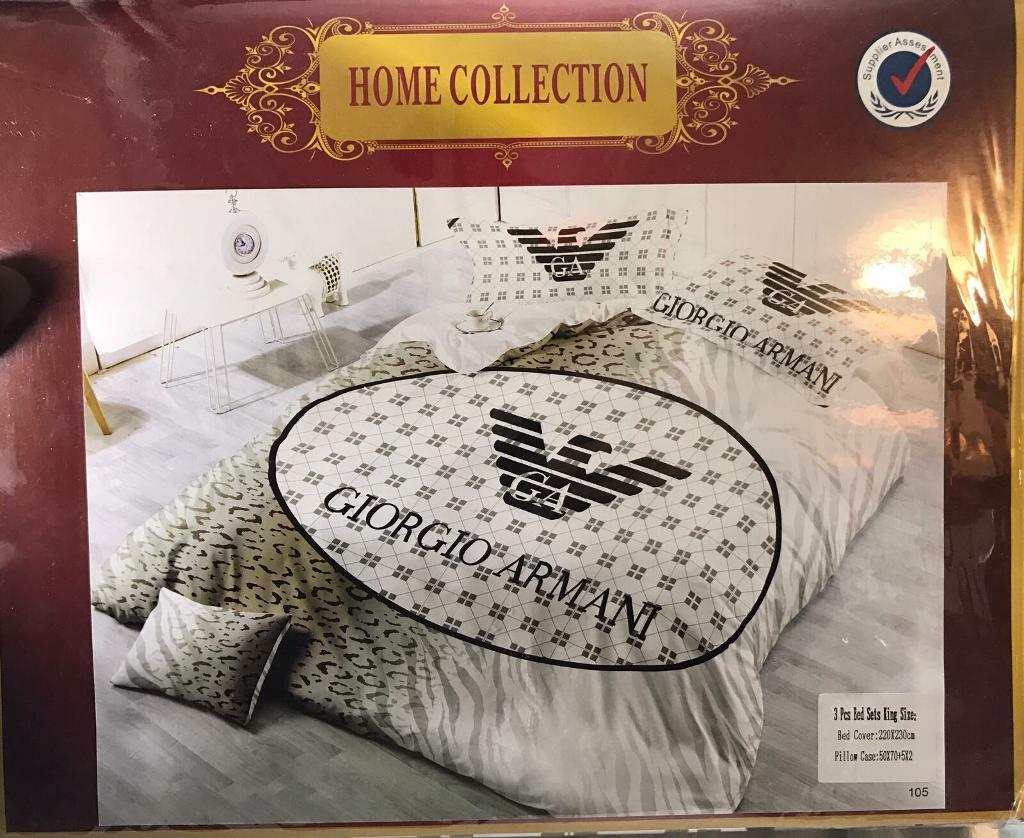 armani fendi chanel designer bedding sets | in thurnscoe, south