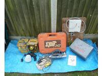 Job Lot Builders Tools + Temporary Builders Electric Board