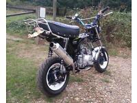 2007 lifan lf110 gy-3 monkey bike Honda dax replica