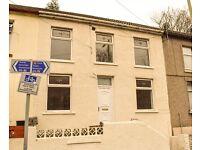 TO LET! Renovated 3-bedroom house in Margaret Street, Pontygwaith £475 PCM