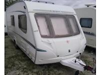 2005 Abbey GTS Vogue 416 caravan(4 Berth)With x2 Awnings,Mover and Lots of Equipment !!!