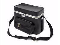Vintage Photographer's bag in Genuine Leather