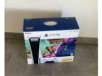 Playstation 5 disc edition - ratched and clank game included