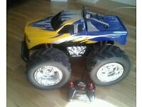 Charge able Monster truck