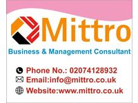 Mittro Limited ( Business & Management Consultant )
